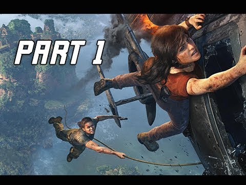 UNCHARTED THE LOST LEGACY Gameplay Walkthrough Part 1  Chloe & Nadine PS4 Pro Let's Play