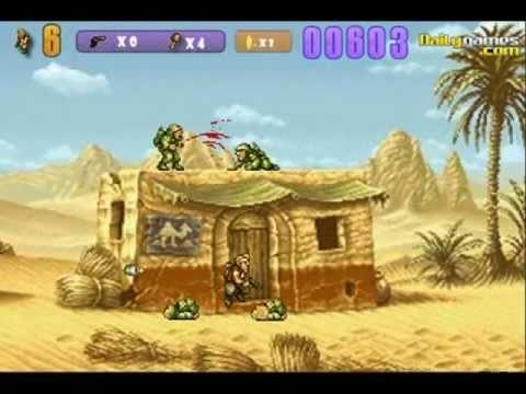 Metal Slug Brutal 3 [Free Online Games]