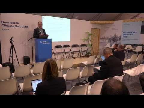 Press Conference: HFO Ban in the Arctic (Danish Ecological Council)