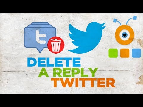 How to Delete a Reply in Twitter | How to Remove a Tweet on Twitter