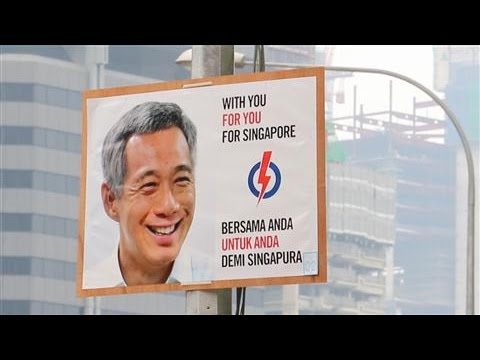 Five Things About Singapore's Election