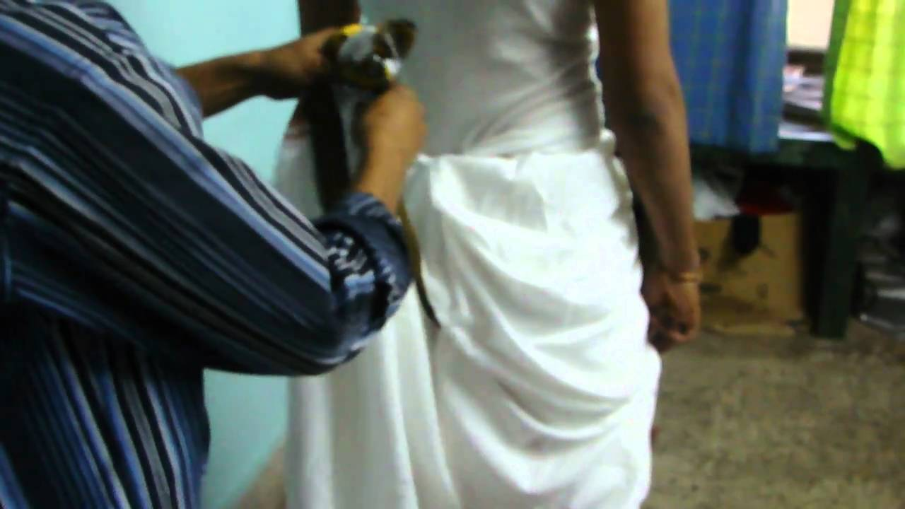 How to dhoti wear like lord krishna images