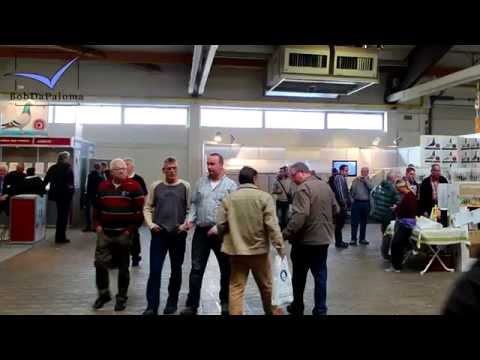 International Pigeon Market Kassel, Germany 2014 (Long Slideshow Version)