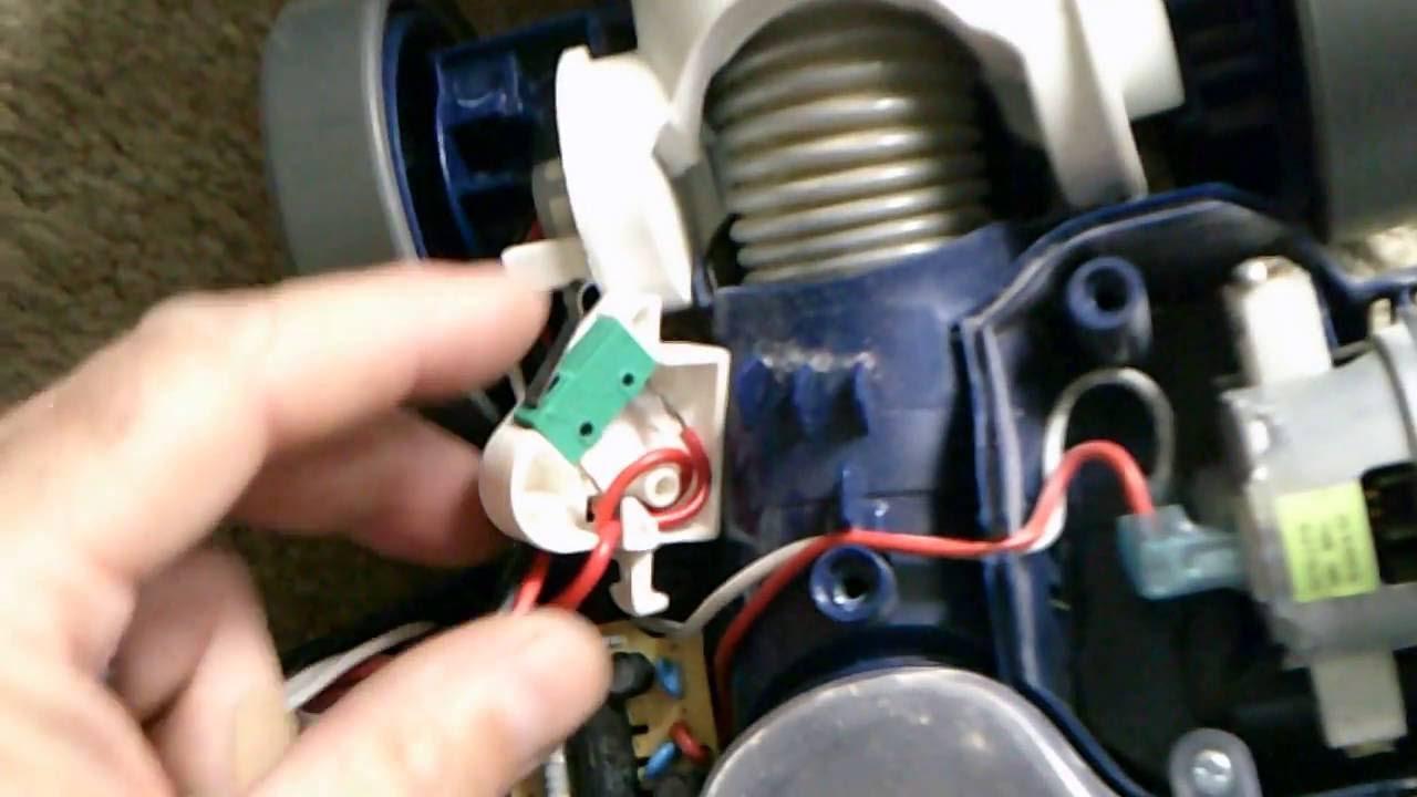 shark rotator professional vacuum cleaner head doesnt work part 2 of 2 [ 1280 x 720 Pixel ]