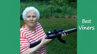 Try Not To Laugh or Grin While Watching Ross Smith Grandma Instagram Videos - Best Viners 2017 thumbnail