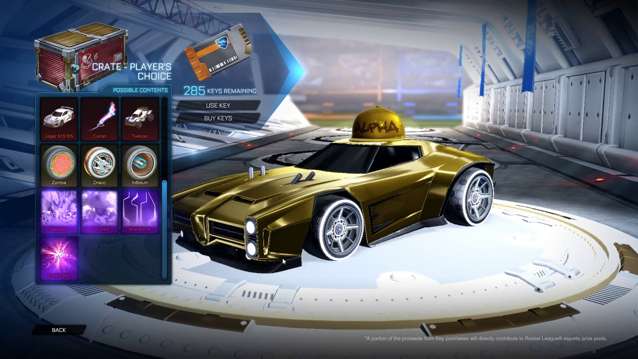 PCC Crate opening and PCC Import Trade ups :)