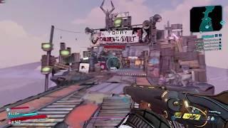 Hellwalker (Doom Gun) - Borderlands 3