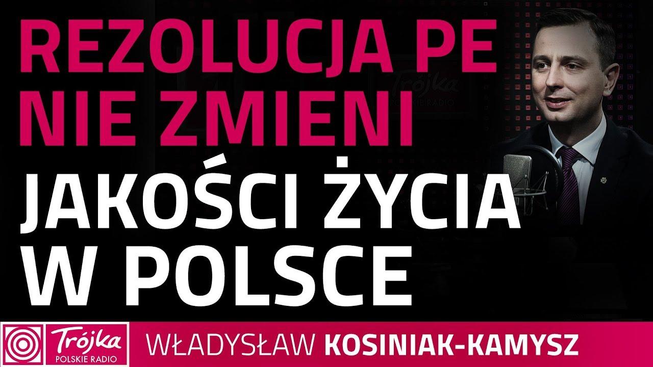 Władysław Kosiniak- Kamysz: sankcje nie zmienią polityki zagranicznej polskiego rządu