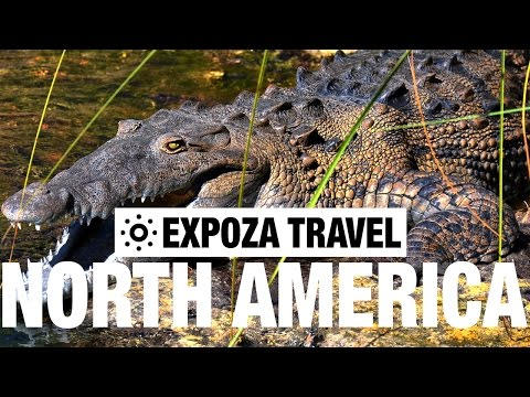 North America - Wonderland of Nature Vacation Travel Video Guide (episode 3)