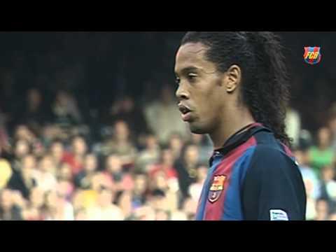 Exclusive interview Ronaldinho HD