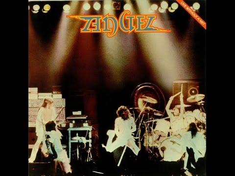 Angel- Santa Monica Civic Auditorium 6/29/76