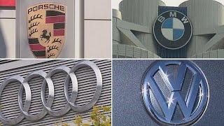 Alegadas práticas anticoncorrenciais no setor automóvel alemão - economy