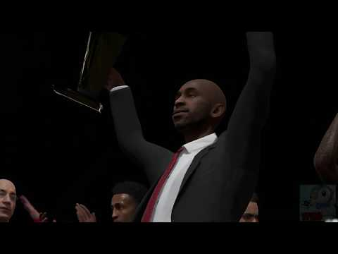 NBA Live 19 - Atlanta Hawks Championship Celebration