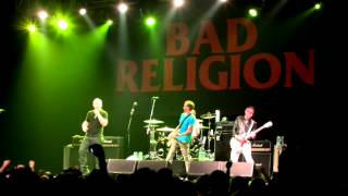 "Bad Religion - ""Skyscraper"" y ""You"" (en vivo estadio malvinas argentinas 2014) HD720"