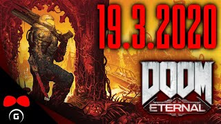 DOOM Eternal | #1 | 19.3.2020 | Agraelus