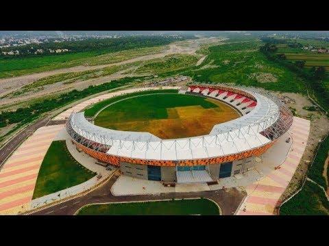 Indira Gandhi International Cricket Stadium Haldwani Official Documentary August 2017 🇮🇳🇮🇳
