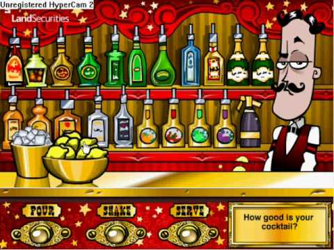 Voorkeur Beste Score Barman Spel Spele.NL - YouTube LA99