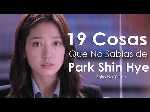 19 Cosas que NO sabias de Park Shin Hye | Shiro No Yume | Curiosidades de Park Shin Hye