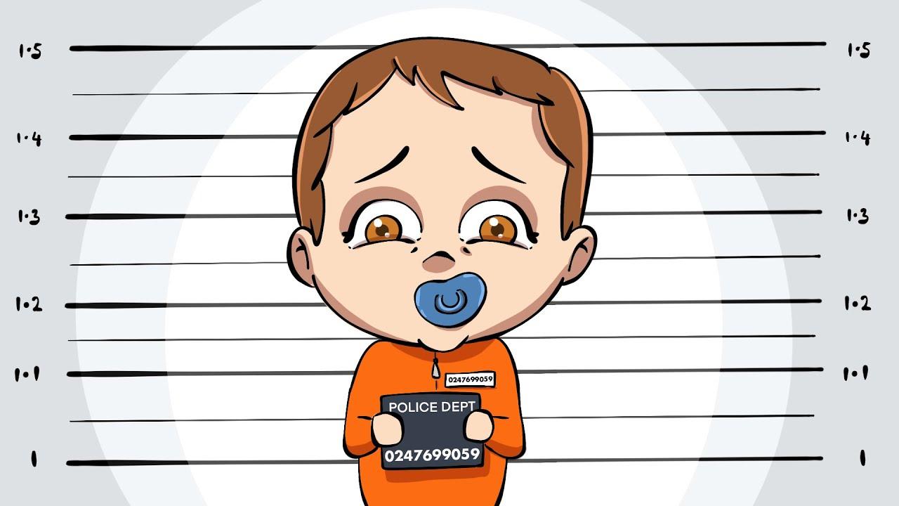 Fui sentenciado a cadena perpetua cuando tenía 1 año de edad