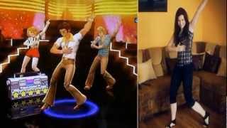 Dance Central 3 - The Hustle - 100% Hard PL