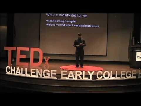 curiosity where learning begins elias torres