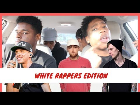 "Aux Battles: ""White Rappers"" Edition (Part 9)"