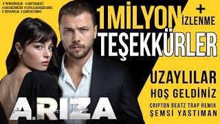 Download lagu Uzaylılar Hoşgeldiniz - Şemsi Yastıman - Cripton Beatz Trap Remix #Arıza