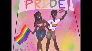 LGBT Pride: First Step in Trinidad Speed Draw