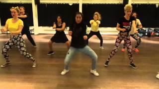 Dancehall/Ragga med Vanessa ved ElStudio.dk