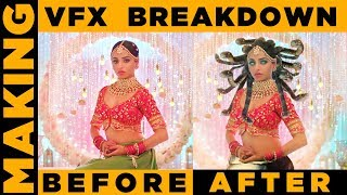 NAZAR | MAKING | VFX BREAK DOWN | PART - 2 | SCREEN JOURNAL | STAR PLUS