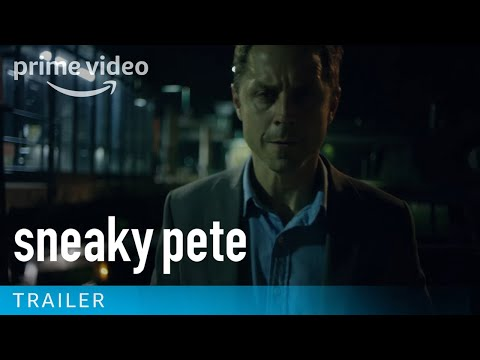 Sneaky Pete Season 2 - Trailer #2 [HD] | Prime Video