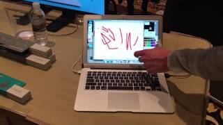 A Touchscreen MacBook Air? Its Possible with This Gadget