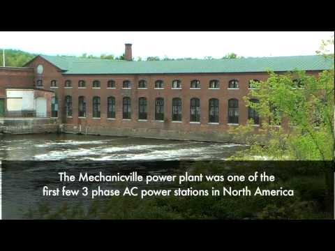 Mechanicville Power Station  1897