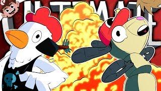 connectYoutube - FATAL FARM FINALE! | Sudden Death Showdown! (Ultimate Chicken Horse )