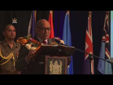Fijian President Jioji Konusi Konrote, Meeting on Early Childhood Development