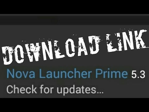 nova launcher beta 5 apk