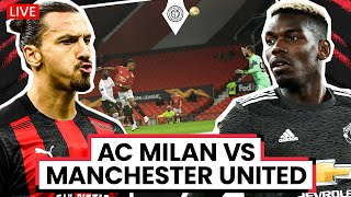 AC Milan 0-1 Manchester United | LIVE Stream Watchalong