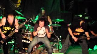 Hail Of Shrapnel live at the Whisky A GO GO part 4