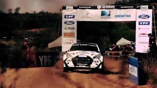 Shakedown Rally de la Argentina