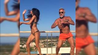 Итальянец 50-летний миллионер Джанлука Вакки(Gianluca Vacchi) еще один танец от парочки