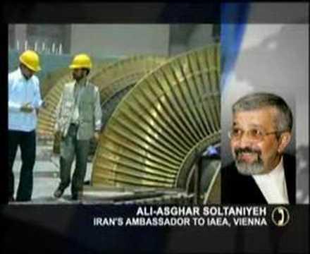 Iran's IAEA Ambassador says the CIA are faking evidence