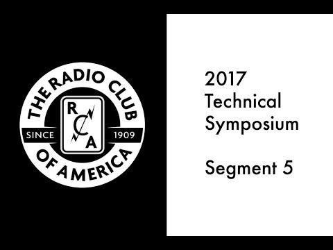 Datacasting for Public Safety - 2017 RCA Technical Symposium - Segment 5