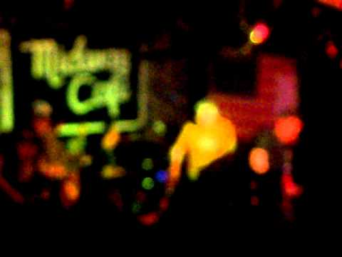 The FU's - Trigger Finger  Live @ Midway Cafe. 4/16/11 -