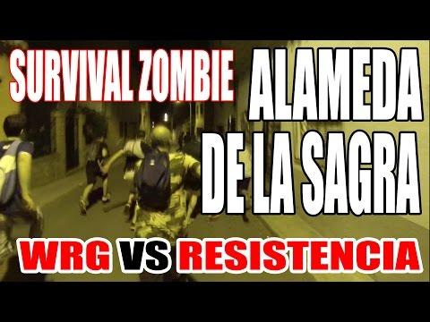 Survival Zombie 23ª Edición | Alameda de la Sagra (Toledo) | WRG VS RESISTENCIA | 20 de junio 2015