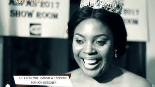 #Fashionista:My mum inspired to go for Miss Uganda-Monica Kasyate