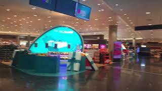 海外旅行のヒント:ノルウェー・オスロの街中中央駅から空港までの様子(旅行予定の方、電車好きの方、飛行機・空港好きの人も珍しい海外の空港光景画像アリ)