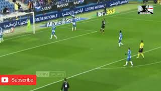 ملخص مباراة اسبانيول و ريال مدريد 0-1😱😱