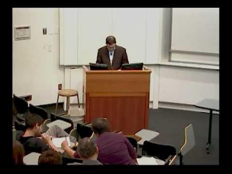 Historian Rick Perlstein lecture