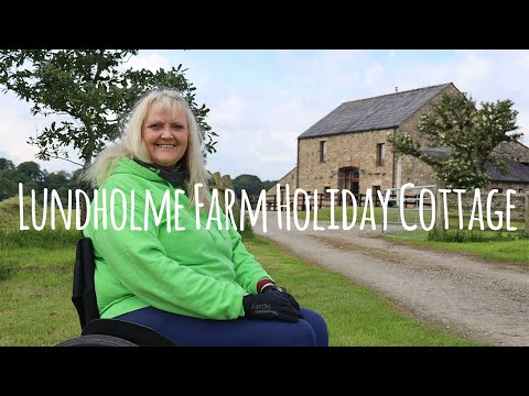 Lundholme Farm Holiday Cottage Walk Through