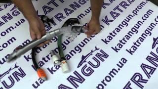 видео: сухая трубка или верхний клапан для трубки